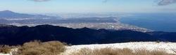 駒ヶ岳からの景色
